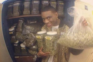 Soulja Boy Weed Jackpot: Rapper Posts Photo With Loads of Green