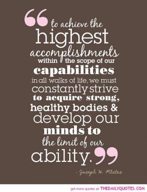 Accomplishment Quotes. QuotesGram