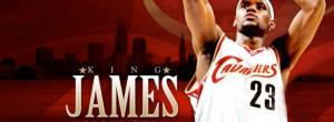 Cleveland Cavaliers Lebron James1 facebook profile cover