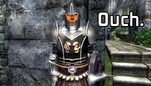 oblivion guard meme