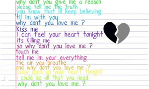 why dont you love me # hot chelle rae # hot # chelle # rae # why ...