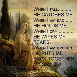 LORD JESUS is my savior...