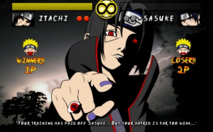 video games text quotes uchiha sasuke rings naruto shippuden akatsuki ...