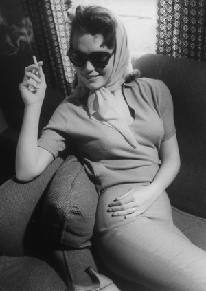 Lee Remick in Anatomy of a Murder (1959, photo by Gjon Mili for LIFE ...