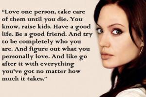 Happy Birthday Angelina Jolie: Here Are Her Brainiest Quotes! photo 4