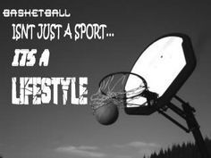 ... for girls, girl inspirational quote, volleyball girl, basketball