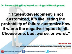 Employee Learning and Development: