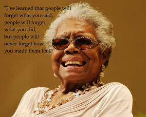 Best Maya Angelou Quotes