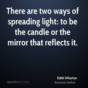 Edith Wharton Inspirational Quotes