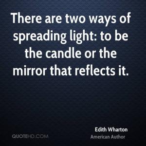 Edith Wharton Inspirational Quotes