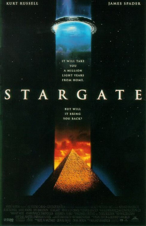 And my favorite tv series Stargate SG-1!