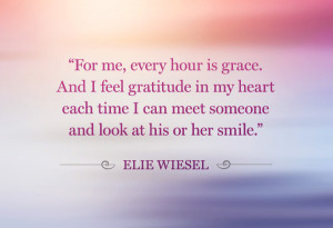 Photo Gallery of the Life Lesson from Elie Wiesel Quotes
