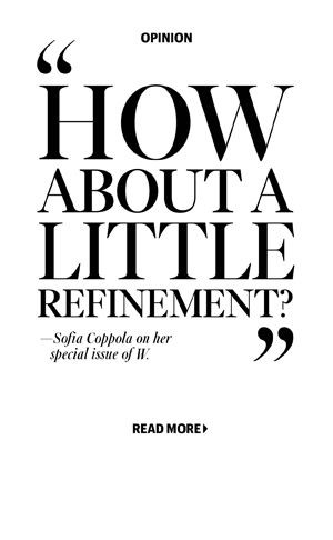 How about a little refinement?