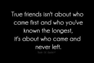 ... True Friend Quotes Will Help You Find Out Who Your Real Friends Are