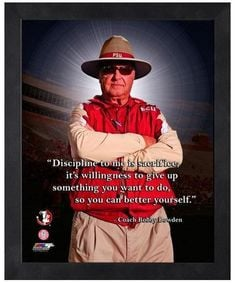 Bobby Bowden Retired Florida State Coach - 11