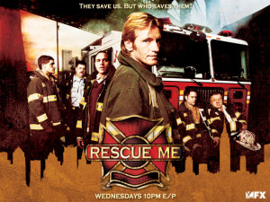 Rescue Me: Flawed But Arresting
