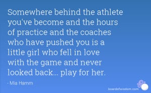 Short Quotes On Sports And Games ~ Quotes & Sayings & Phrases ...