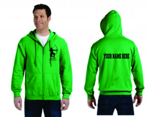 Archery hoodies, archery t-shirts, archery quotes on your warmups or ...