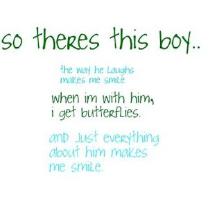 So, There's This Boy...
