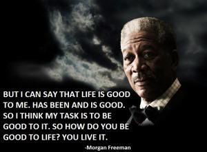 morgan freeman invictus quotes