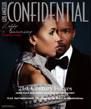 Jamie Foxx and Kerry Washington gave an inside scoop to LA ...