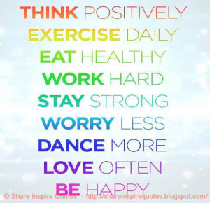 Eat Healthy Stay Healthy Quotes Eat Healthy Work Hard Stay