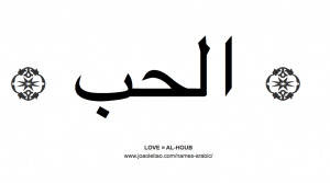 Lets Try This Again: Beautiful Words In Arabic.