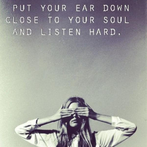 Hippie quotes, best, positive, sayings, listen