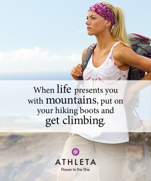 Hiking Quotes About Life. QuotesGram