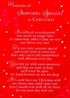 missing you at christmas more christmas mommy christmas thoughts mom ...