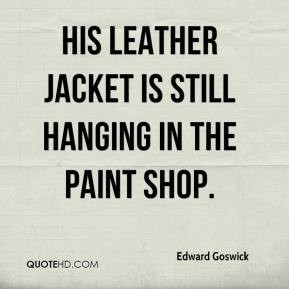 Leather jacket Quotes