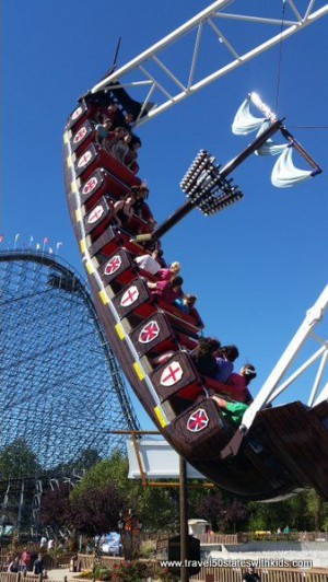 The world's first theme park - Holiday World in Santa Claus, Indiana ...
