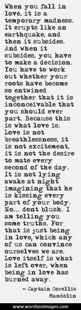 Infatuation quotes