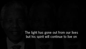 Mandela Tribute Quote
