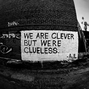 quotes about life we are clever but we are clueless Quotes about Life ...