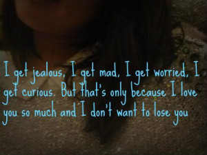 Suukaakuus Being Jealous quotes