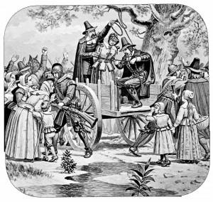Bridget Bishop First to be Tried for Witchcraft in Salem ...