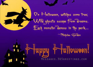 Funny halloween wallpapers, wishes, quotes and sayings