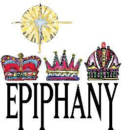 Epiphany is coming.