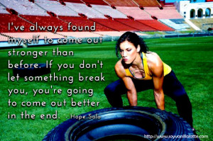 Female Soccer Quotes http://soyvanillalatte.com/blog/quotes ...