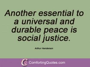 Arthur Henderson Quotations