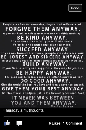 Do It Anyway!