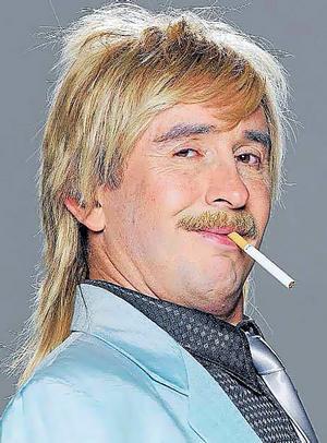 Steve Coogan's Paul Calf.