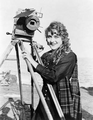 Mary Pickford (1893-1979). Born Gladys Mary Smith. American Actress ...