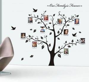 Dale un toque de estilo y originalidad a tu casa con este árbol ...