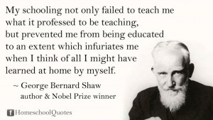 Photo: My schooling not only failed to teach me what it professed to ...
