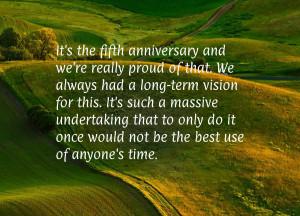 Year Work Anniversary Quotes