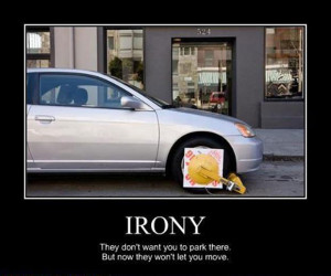 Oh, the irony! 30 Funny Ironic Pictures