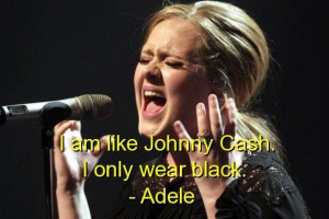 Adele quotes sayings deep thoughts fashion style