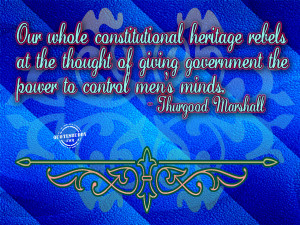 Thurgood Marshall's quote #5